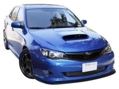 Front Lip for Subaru WRX Impreza - Narrowbody (Non STI) (2008 - 2010 Models) - Spoilers and Bodykits Australia