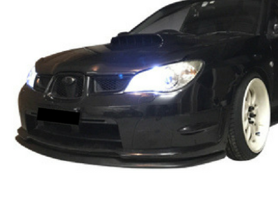 Front Lip for Subaru WRX STI Hawkeye (2006 - 2007 Models) - Spoilers and Bodykits Australia
