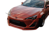 Front Lip for Toyota 86 - GT Style (2013 - 2016 Models) - Spoilers and Bodykits Australia