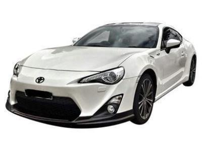 Front Lip for Toyota 86 - TOM Style (2013 - 2016 Models) - Spoilers and Bodykits Australia