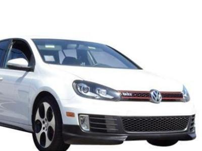 Front Lip for Volkswagen Golf 6 GTI - Reiger Style (2009 - 2011 Models) - Spoilers and Bodykits Australia