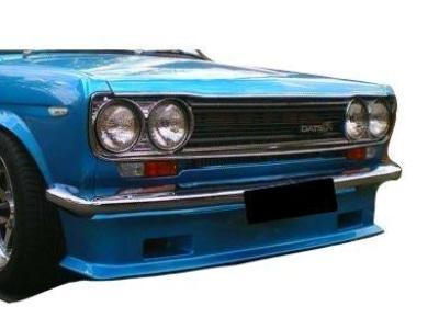 Front Lower Spoiler / Air Dam for Datsun 1600 - Spoilers and Bodykits Australia
