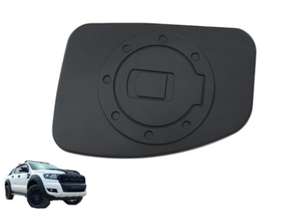 Fuel Cap Cover for PX 1 / PX 2 Ford Ranger - Black (2012 - 2018 Models) - Spoilers and Bodykits Australia