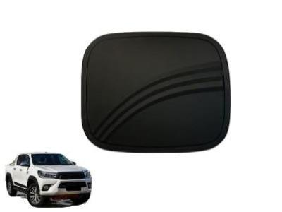 Fuel Cap Cover for Toyota Hilux SR5 - Black (8/2015 - 6/2018 Models) - Spoilers and Bodykits Australia