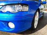 Head Light Eyebrows / Eyelids for BA / BF Ford Falcon - Spoilers and Bodykits Australia