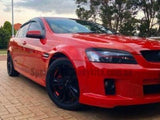 Head Light Eyebrows / Eyelids for VE Holden Commodore Series 1 & 2 - Spoilers and Bodykits Australia