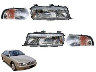 Head Lights & Corner / Indicator Lights for VP Holden Commodore (11/1991 - 06/1993 Models) - Spoilers and Bodykits Australia