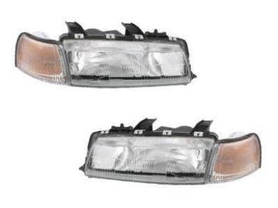 Head Lights & Corner / Indicator Lights for VQ Holden Statesman (1990 - 1994 Models) - Spoilers and Bodykits Australia