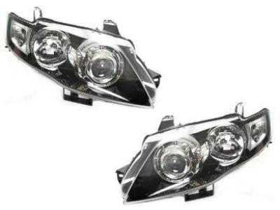 Head Lights for FG XT Ford Falcon - Projector Performance Style - Black (11/2011 - 10/2014 Models) - Spoilers and Bodykits Australia
