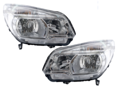 Head Lights for Holden Colorado RG (2012 - 2016 Models) - Spoilers and Bodykits Australia