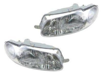 Head Lights for VT Holden Commodore (06/1999 - 04/2003 Models) - Spoilers and Bodykits Australia