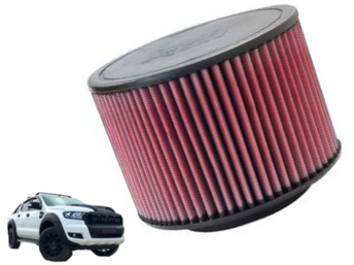 K & N High Flow Air Filter for PX 1 & PX 2 Ford Ranger (2011 - 2017 Models) & Mazda BT-50 - Spoilers and Bodykits Australia