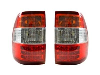 LED Outer Tail Lights for 100 Series Toyota Landcruiser (05/2005 - 07/2007 Models) - Spoilers and Bodykits Australia