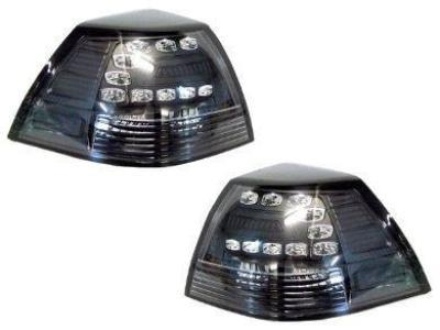 LED Tail Lights for VE Holden Commodore Sedan - Black Altezza Style (08/2006 - 02/2013 Models) - Spoilers and Bodykits Australia