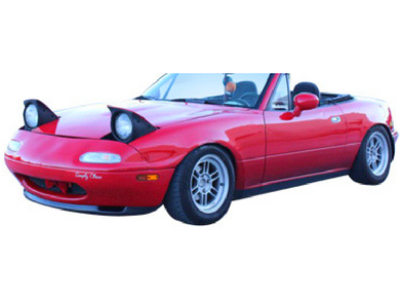 Lip Bodykit for Mazda MX5 NA - RS Style (1990 - 1997 Models) - Spoilers and Bodykits Australia