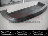 Lower Front Bumper Skirt / Lip for VL Holden Commodore - Walkinshaw Style - Spoilers and Bodykits Australia