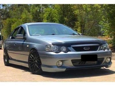 Lower Lip Bodykit for BA XR Ford Falcon - DJR Style - Spoilers and Bodykits Australia