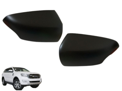 Mirror Covers for Ford Everest - Black (2015 - 2018 Models) - Spoilers and Bodykits Australia