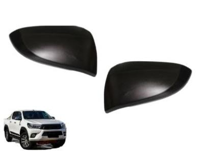 Mirror Covers for Toyota Hilux SR5 - Black (8/2015 - 6/2018 Models) - Spoilers and Bodykits Australia