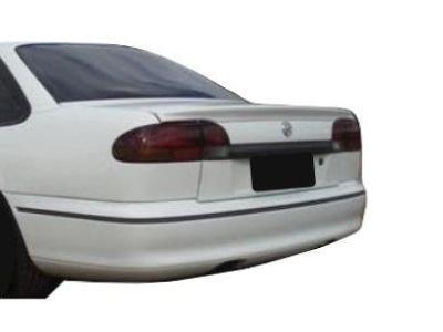 Rear Boot Bobtail Lip Spoiler for VR / VS Holden Commodore Sedan - S Pack Style - Spoilers and Bodykits Australia
