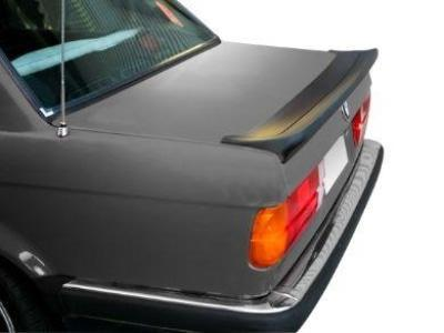 Rear Boot Bobtail Spoiler for BMW E30 Coupe & 4 Door Sedan - M1 Style - Spoilers and Bodykits Australia