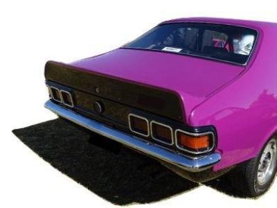 Rear Boot Bobtail Spoiler for Holden Torana LC / LJ Sedan & Coupe - GTR XU1 Style - Spoilers and Bodykits Australia