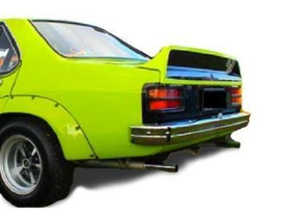 Rear Boot Bobtail Spoiler for Holden Torana LH LX SLR 5000 Sedan - Spoilers and Bodykits Australia