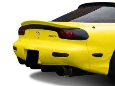 Rear Boot Bobtail Spoiler for Mazda RX7 FD (1992 - 2002 Models) - Spoilers and Bodykits Australia