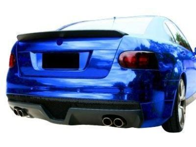 Rear Boot Bobtail Spoiler for VE Holden Commodore Sedan Series 2 - Ducktail Style - Spoilers and Bodykits Australia