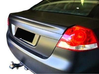 Rear Boot Bobtail Spoiler for VE Holden Commodore Series 1 Sedan - Spoilers and Bodykits Australia
