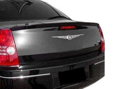 Rear Boot Lip Spoiler for Chrysler 300C SRT8 Sedan Gen 1 (2005 - 2010 Models) - Spoilers and Bodykits Australia
