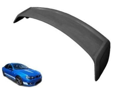 Rear Boot Spoiler for BA / BF Ford Falcon Sedan - XR Style - Spoilers and Bodykits Australia