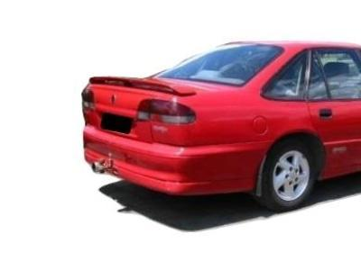 Rear Boot Spoiler for VR / VS Holden Commodore Sedan - SS Style - Spoilers and Bodykits Australia
