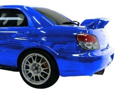 Rear Boot Spoiler Wing for Subaru Impreza Sedan (2002 - 2007 Models) - Spoilers and Bodykits Australia