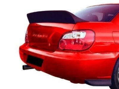Rear Boot Spoiler Wing for Subaru Impreza Sedan - Ducktail Style (2002 - 2007 Models) - Spoilers and Bodykits Australia