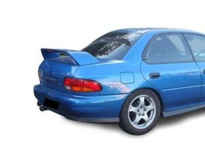 Rear Boot Spoiler Wing for Subaru Impreza WRX STI Sedan (1993 - 2000 Models) - Spoilers and Bodykits Australia
