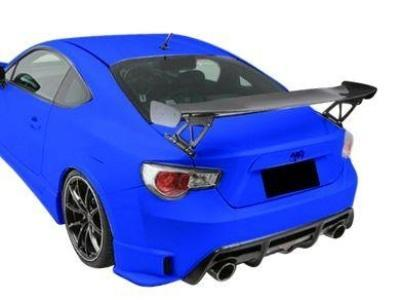 Rear Boot Spoiler Wing for Toyota 86 / Subaru BRZ - GT Style (2012 - 2019 Models) - Spoilers and Bodykits Australia