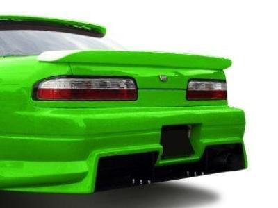 Rear Boot Wing Spoiler for S13 Nissan Silvia - Spoilers and Bodykits Australia