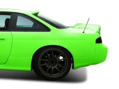Rear Boot Wing Spoiler for S14 Nissan 200SX Coupe - Spoilers and Bodykits Australia