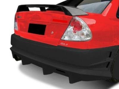 Rear Bumper Bar for CE Mitsubishi Lancer Coupe (1996 - 2003 Models) - Spoilers and Bodykits Australia