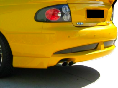 Rear Bumper Bar for Holden VT Monaro 2 Door Coupe - Monaro Style - Spoilers and Bodykits Australia