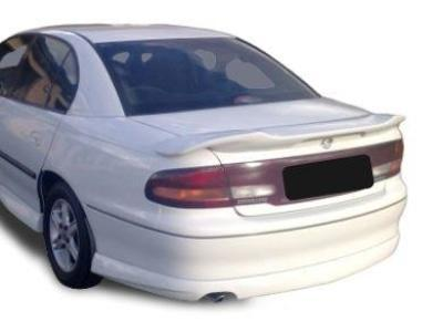 Rear Bumper Bar Lip for VT Holden Commodore Sedan - Manta Style - Spoilers and Bodykits Australia