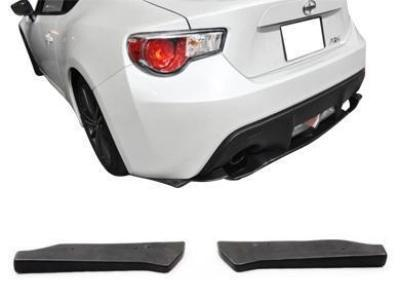Rear Bumper Bar Pods for Subaru BRZ / Toyota 86 (2013 - 2018 Models) - Spoilers and Bodykits Australia