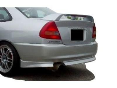 Rear Bumper Bar Skirt Lip for CE Mitsubishi Lancer Coupe / Sedan - EVO 4 / 6 Style - Spoilers and Bodykits Australia