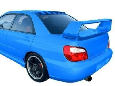 Rear Roof Fin Spoiler for Subaru Impreza Sedan (2002 - 2007 Models) - Spoilers and Bodykits Australia
