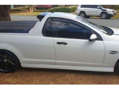 Rear Roof Spoiler For Ve Vf Holden Commodore Ute Spoilers And Bodykits