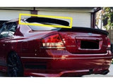 Rear Window Roof Spoiler for BA / BF Ford Falcon Sedan - Spoilers and Bodykits Australia
