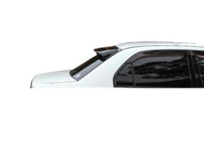 Rear Window Roof Spoiler for CH Mitsubishi Lancer EVO 7 / 8 / 9 Sedan (2003 - 2008 Models) - Spoilers and Bodykits Australia