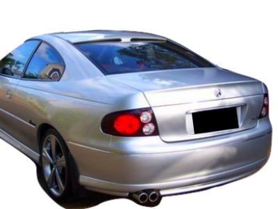 Rear Window Roof Spoiler for Holden Monaro Sedan - Spoilers and Bodykits Australia