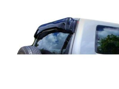Rear Window Roof Spoiler for Mitsubishi Pajero NM NP (1999 - 2006 Models) - Spoilers and Bodykits Australia